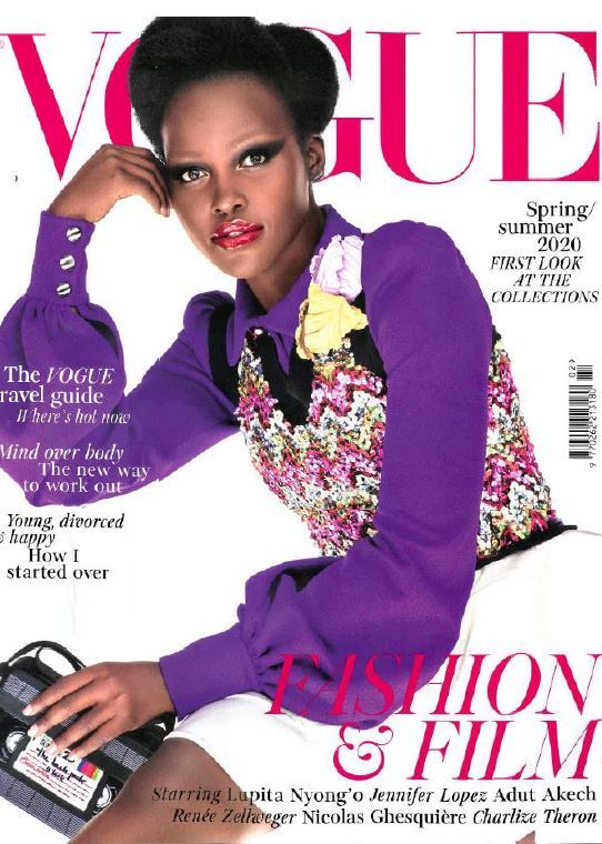Cover vogue fev 2020